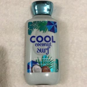 Bath & Body Works body lotion.